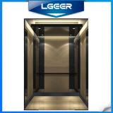 까만 티타늄 미러 스테인리스 전송자 엘리베이터