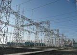 Estructura de acero de la subestación eléctrica excelente de la calidad 220kv de la fabricación de China
