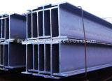 Construction galvanisée par Q235/Q345b de structure métallique de poutre en double T