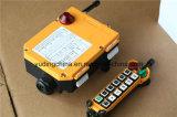 Telecrane télécommande industriel sans fil F24-12D avec la conception de résistance aux chocs