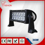 36W PI68 4D na barra de luz LED