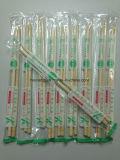 バルク購買のための使い捨て可能なOPPによって詰められるタケ箸
