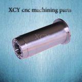 Ganga hierro CNC / girando las piezas de perforación