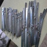 La tarjeta de escritura galvaniza el hardware de acero