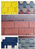 Des Asphalt-Schindel-/Dach-Tiles/Roof Materialien
