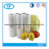 Мешок еды хранения фрукт и овощ пластичный на крене