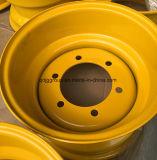 22,5 22,5×× 16.00 8.25 Taille de la flottation agricole mise en oeuvre de la jante des roues monobloc