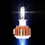 O jogo do carro parte a lâmpada principal do automóvel do diodo emissor de luz da luz 30W 3300lm V16 H3