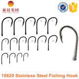 Amo di pesca d'argento del pesce gatto del punto dell'acciaio inossidabile di colore ultra 10829