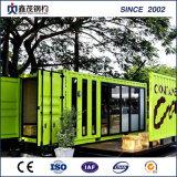 容器のホーム小屋の輸送箱の家