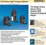 Enerpac Cls-Series Hidráulico, os cilindros de alta tonelagem