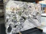 Домашний камень Mable Onyx зеленого цвета плитки мрамора изумрудно-зеленого украшения