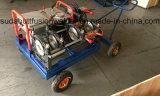 Сварочный аппарат сплавливания HDPE Sud355h горячий