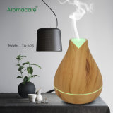 Difusor ultra-sônico do carro do petróleo essencial do aroma da grão de madeira de Aromacare