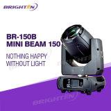 소형 150W 지적인 점화 이동하는 맨 위 광속 LED 단계 빛