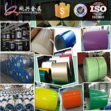 Lamiera & bobina di acciaio ricoperte colore della costruzione