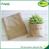 Fleur de Tissus de jute Onlylife jardin de légumes poussent le sac du semoir