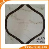 Rustikaler keramischer Bodenbelag glasig-glänzende Badezimmer-Fliesen
