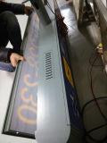 Signes acryliques de répertoire de guide du bâti en aluminium DEL d'aéroport