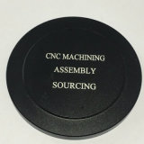 Partie d'usinage CNC de précision en aluminium pour l'inspection de fibre optique