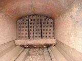 La technologie moderne four tunnel de la Chine