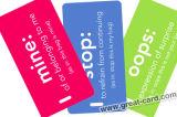プラスチックカード/荷物の札か主札(CXJG-20)