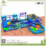 De BinnenSpeelplaats van kinderen, de PeuterApparatuur van de Speelplaats van Jonge geitjes Binnen