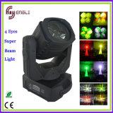 Lumière principale mobile de faisceau d'étape superbe de 4 yeux (HL-100BM)