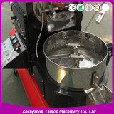 Volles Edelstahl-Gas-elektrische Kaffeeröster-Kaffee-Backen-Maschine