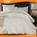 Rei Duvet na cor branca contínua para o uso do hotel (DPF201548)