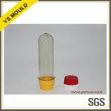 Moulage en plastique de chapeau de pétrole et moulage de préforme