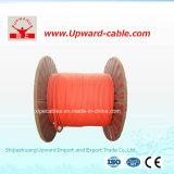 Cable eléctrico ignífugo del fuego (conductor de cobre de 5 bases)