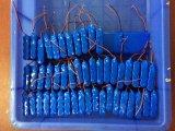 3.7V 10440 het Navulbare lithium-IonenPak van de Batterij 1280mAh voor Meetapparaten