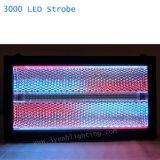 가장 새로운 스트로브 빛 Steage 효력 빛 3000 LED