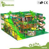 2017 preços internos profissionais plásticos do equipamento do campo de jogos para a família
