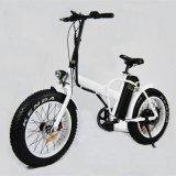 [20ينش] يطوي إطار العجلة سمين دراجة كهربائيّة لأنّ عمليّة بيع