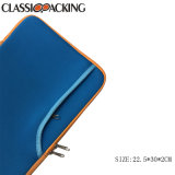 2018 Novo Saco com fecho de Neoprene multifuncional para iPad Tablets (Azul)