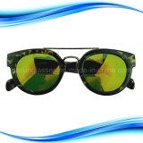 Doppelter Metallbrücken-Schutzbrille-UVschutz-Blendschutzsonnenbrillen