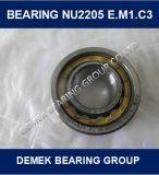 Zylinderförmiges Rollenlager Nu2205 E.M1. Rahmen des Messing-C3