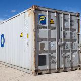광저우 심천 상해 Qingdao는 20FT 발송 사용한 콘테이너 가격을 사용했다
