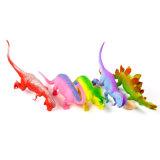 Wachsende Tierspielwaren, die Dinosaurier-Spielzeug-pädagogische Spielwaren wachsen