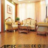 Unilin madera PVC resistente al agua haga clic en Lvt PVC suelos de baldosa piso vinílico