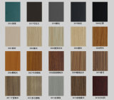 Los colores de grano de madera Lamiante Formica