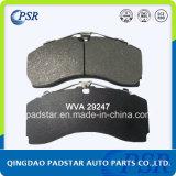 Almofada de freio das peças sobresselentes do caminhão do mercado de Wva29246 Aftersale auto