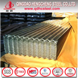 SGCC gewelltes galvanisiertes Stahlblech für Gebäude