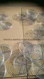 Stahlventilator-Deckel des metallfinger-Schutz-120mm