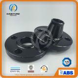 El borde del cuello de la autógena del acero de carbón del ANSI B16.5 A105n forjó el borde (KT0286)
