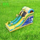 Banheira de venda de brinquedos para crianças Oceano interessante Mundo seca insufláveis escorrega para as crianças para fazer uma grande diversão dos jogos de desporto