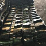 Trilha de borracha 250X55.5X78 para Yanmar através de 25 através da máquina escavadora 27
