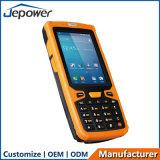 Dispositivos autônomos Handheld IP65 do leitor Android áspero PDA do sistema RFID NFC